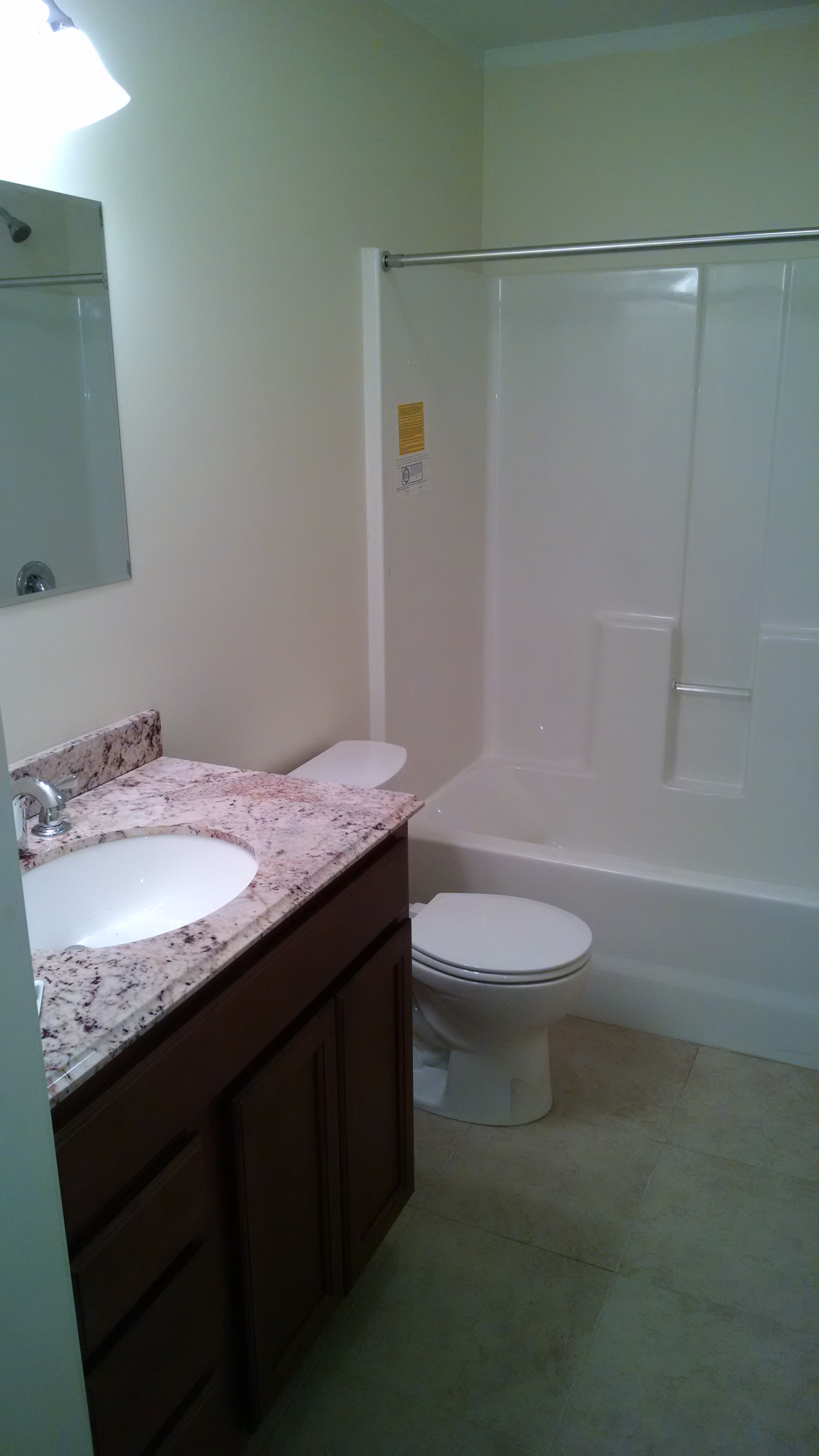 After Bathroom Renovation
