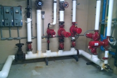 Commercial Boiler Piping
